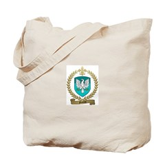 NICOLAS Family Crest Tote Bag