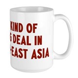 Big Deal in South-East Asia Mug