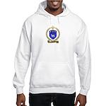 MOUTON Family Crest Hooded Sweatshirt