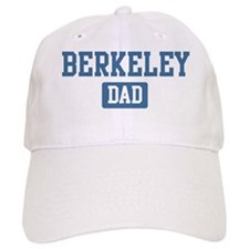 Berkeley dad Baseball Cap