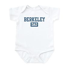 Berkeley dad Infant Bodysuit