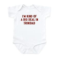 Big Deal in Trinidad Infant Bodysuit