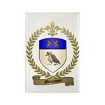 MOULAISON Family Crest Rectangle Magnet (10 pack)