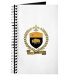 MOTIN Family Crest Journal