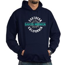 Santa Monica California Hoody