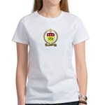 MIGNOT Family Crest Women's T-Shirt