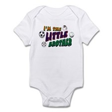 Little Brother Sports Infant Bodysuit