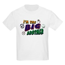 Big Brother Sports T-Shirt