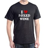 I Love Boxed Wine T-Shirt