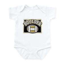 Boulder Football Infant Bodysuit