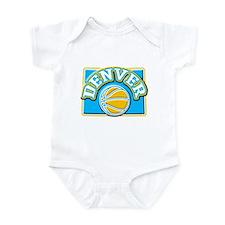 Denver Basketball Infant Bodysuit