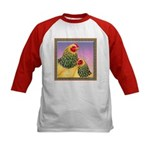 Buff Brahma Chickens Kids Baseball Jersey