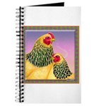 Buff Brahma Chickens Journal