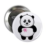 "Little Panda 2.25"" Button (10 pack)"