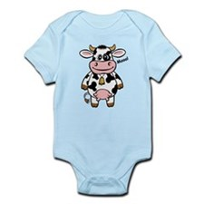 Mooo Cow Infant Bodysuit