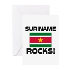 Suriname Rocks! Greeting Cards (Pk of 10)