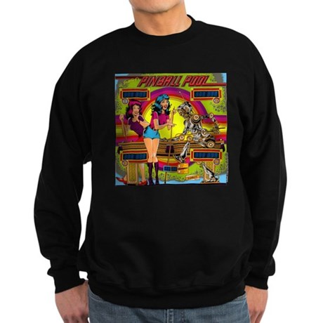 "Gottlieb® ""Pinball Pool"" Sweatshirt (dark)"