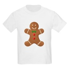 Gingerbread Kid's T-Shirt