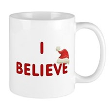 Cute I believe in santa Mug