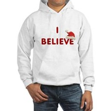 Unique I believe in santa Hoodie