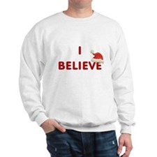 Cute I believe in santa Sweatshirt