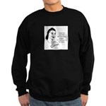 Kniting - Don't Have to Dust Sweatshirt (dark)