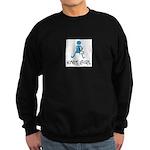 Reto Knit Girl Sweatshirt (dark)