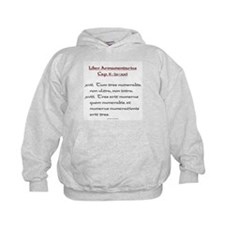 Book of Armaments Hoodie