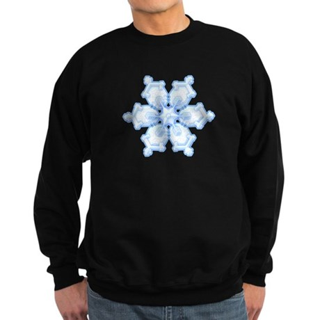 Flurry Snowflake I Sweatshirt (dark)