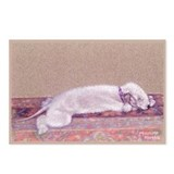 Bedlington-Sweet Dreams Postcards (Package of 8)