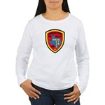 Denton Dispatcher Women's Long Sleeve T-Shirt