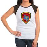 Denton Dispatcher Women's Cap Sleeve T-Shirt
