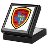 Denton Dispatcher Keepsake Box