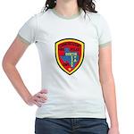 Denton Dispatcher Jr. Ringer T-Shirt
