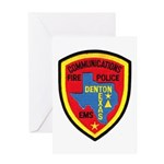 Denton Dispatcher Greeting Card