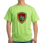 Denton Dispatcher Green T-Shirt