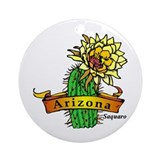 Arizona Pride! Ornament (Round)