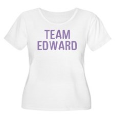 Team Edward (Light Purple) T-Shirt