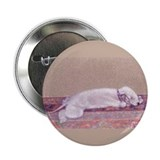 "Bedlington-Sweet Dreams 2.25"" Button"