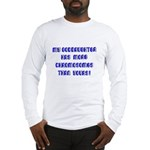 My Goddaughter Long Sleeve T-Shirt