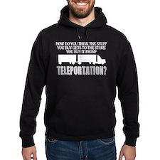 Teleportation Hoody