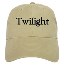 Twilight Quotes Baseball Cap