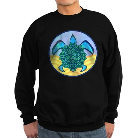 Knot Turtle Sweatshirt (dark)