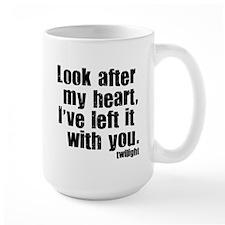 Twilight Movie Quote Mug