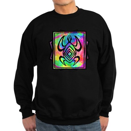 Tiedye Turtle Sweatshirt (dark)