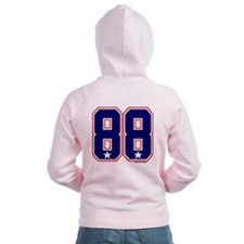 US(USA) United States Hockey 88 Zip Hoodie