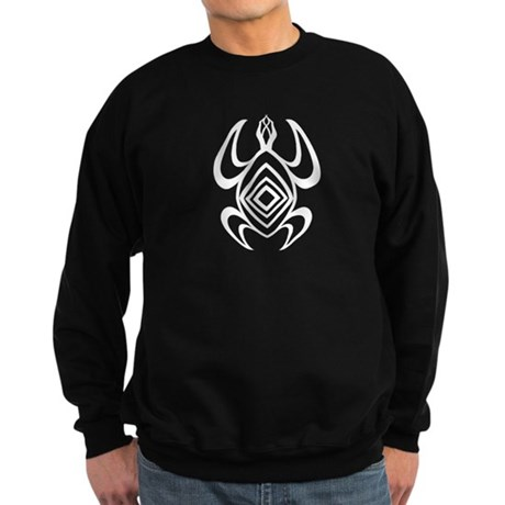 Turtle Symmetry Sweatshirt (dark)