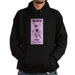 Friend of the Bride Hoodie (dark)