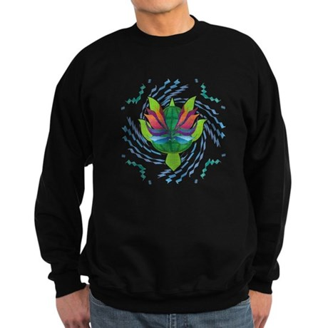 Flying Turtle Sweatshirt (dark)