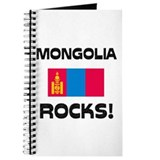 Mongolia Rocks! Journal